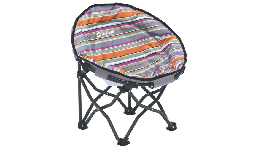 Outwell Trelew Summer Kids - Siège camping - gris/orange